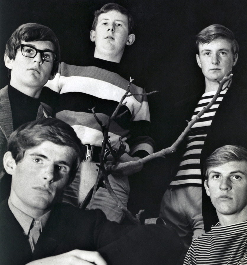 The Voodoo Strutters rock band 1965