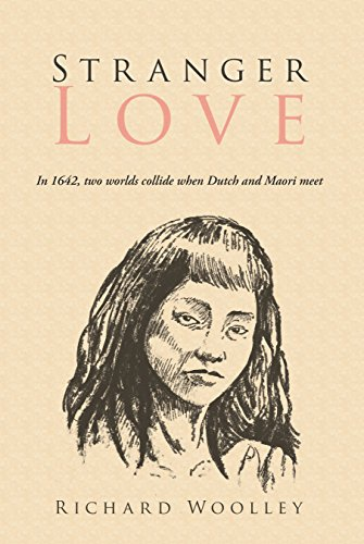 Richard Woolley's novel Stranger Love second edition front cover