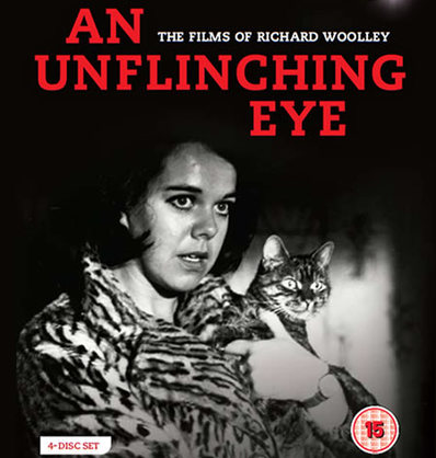 Richard Woolley's An Unflinching Eye DVD Collection