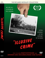 Richard Woolley DVD Illusive Crime front cover