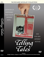 Richard Woolley DVD Telling Tales front cover