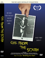 Richard Woolley DVD Girl from the South front cover