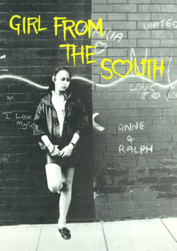 Publicity image for Richard Woolley's film Girl from the South