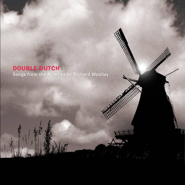 Richard Woolley's CD Double Dutch front cover