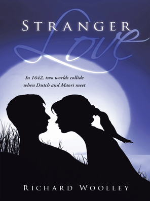 Richard Woolley's novel Stranger Love first edition front cover